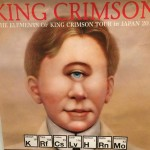 kingcrimson2015poster